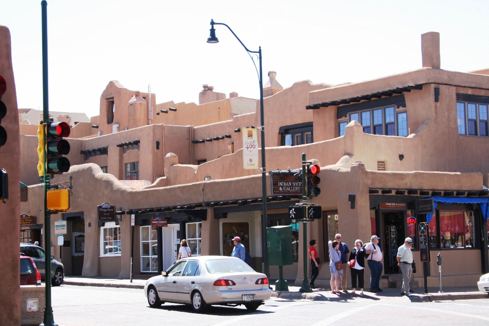 Pueblo Revival Architectural Styles Of America And Europe