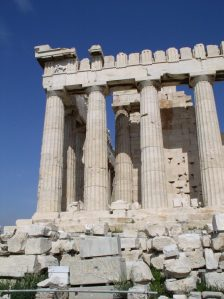 Athens, Greece. The Parthenon