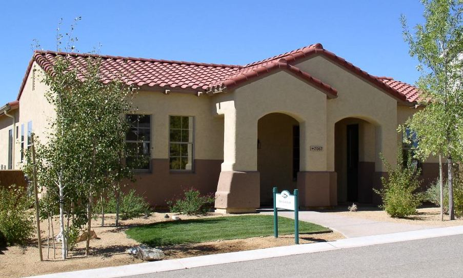 Residential architectural styles of america and europe for Residential exterior paint color design