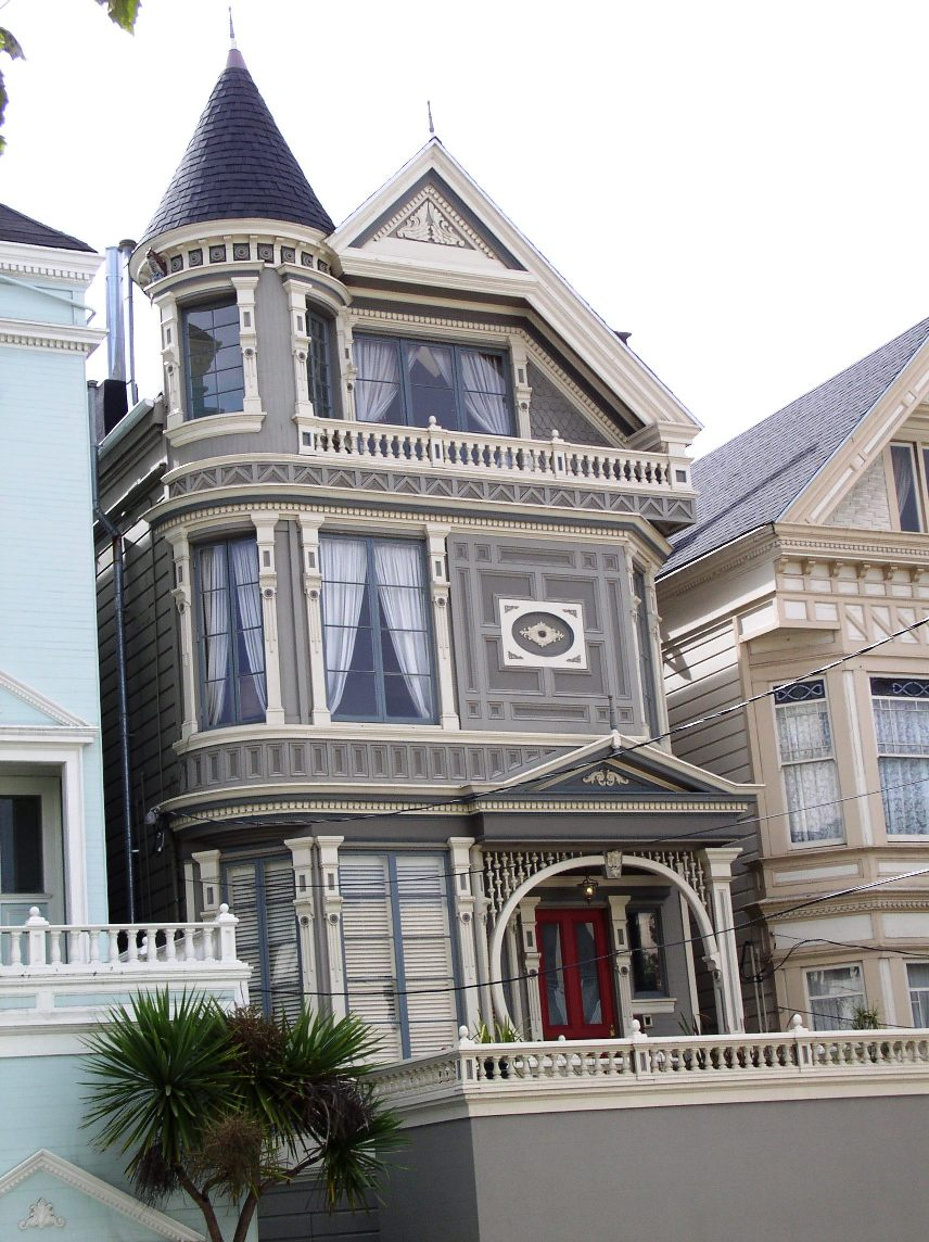 Queen anne architectural styles of america and europe for House architecture styles