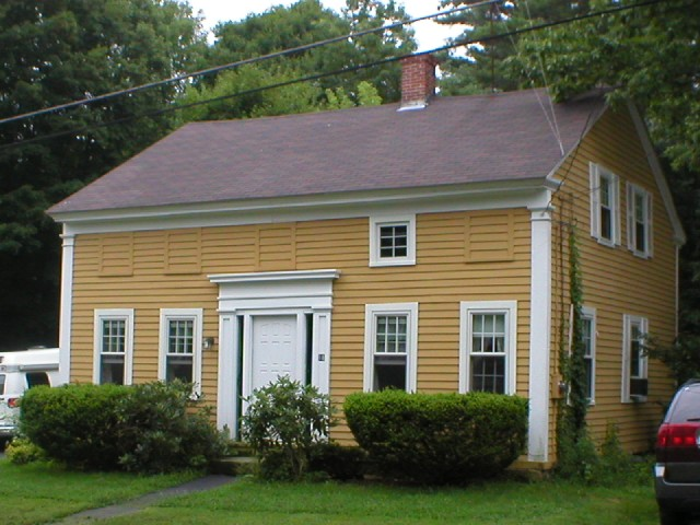 sturbridge - Greek Revival Cottage