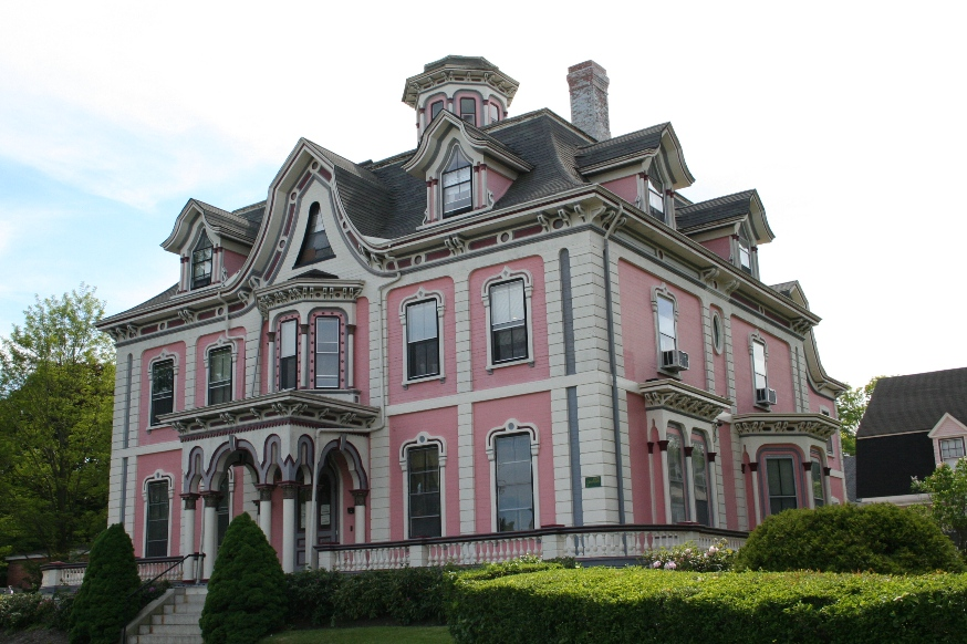 new bedford - Mansion Architectural Styles