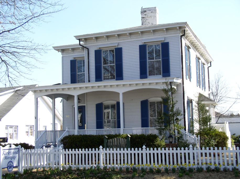 Italianate Architectural Styles Of America And Europe