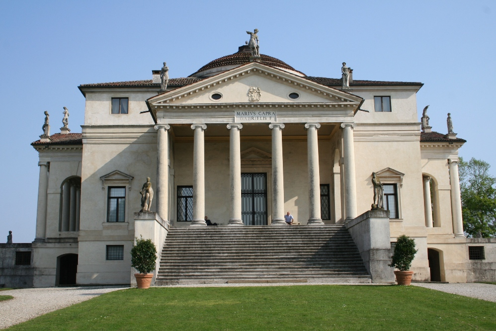Palladio 39 s villas and their influence on english for English for architects
